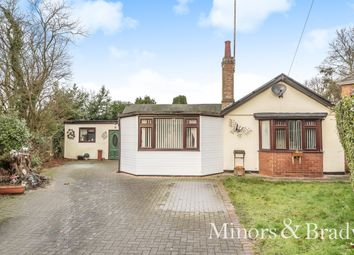 3 bed detached bungalow for sale in Yarmouth Road, Ormesby, Great Yarmouth NR29