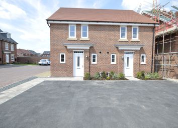 Thumbnail 3 bedroom semi-detached house for sale in Ludlow Road, Littleover, Derby