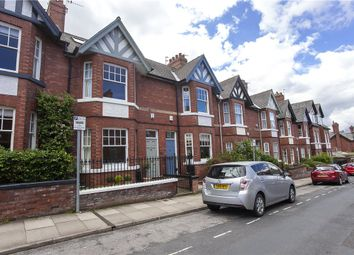 Thumbnail 4 bedroom terraced house to rent in Scarcroft Hill, York