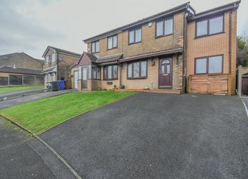 3 bed semi-detached house for sale in Pinewood Drive, Accrington BB5