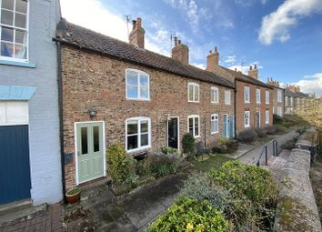 Thumbnail 2 bed cottage for sale in Water Row, Cawood, Selby