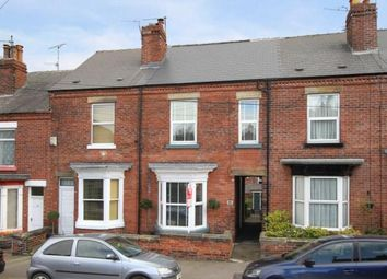 Thumbnail 3 bed terraced house for sale in Tullibardine Road, Sheffield, South Yorkshire
