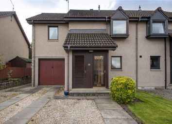 Thumbnail 3 bed semi-detached house for sale in Tower Place, Aberlour, Moray