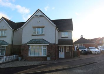 Thumbnail 4 bed detached house for sale in Brailsford Crescent, Kilmarnock