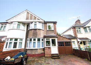 3 bed semi-detached house for sale in Broad Walk, Kidbrooke, London SE3