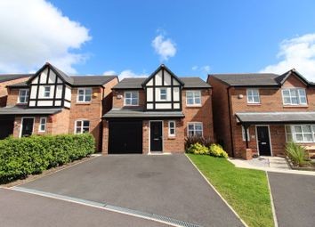 4 bed detached house for sale in Leander Close, Radcliffe, Manchester M26