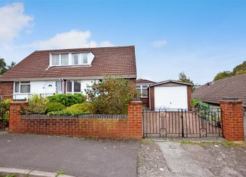 Thumbnail 3 bed semi-detached house for sale in Orchard Lea, Pill, Bristol
