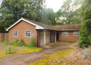 Thumbnail 4 bed detached bungalow for sale in Talbot Avenue, Little Aston, Sutton Coldfield
