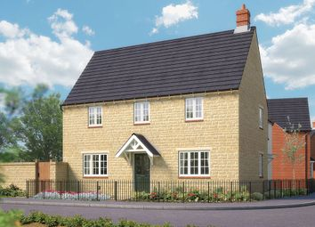 "Thumbnail 3 bed semi-detached house for sale in ""The Cottingham"" at Towcester Road, Silverstone, Towcester"