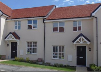Thumbnail 2 bed terraced house for sale in Spencer Close, Knights Walk, Buntingford