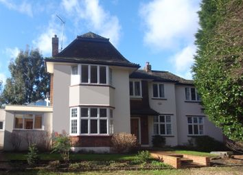 Thumbnail 5 bed detached house for sale in Hertford Avenue, London
