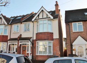 Thumbnail 4 bed semi-detached house for sale in Grayham Road, New Malden