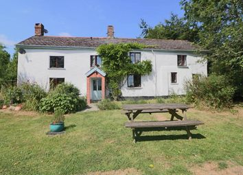 Thumbnail 4 bed country house for sale in Swimbridge, Barnstaple