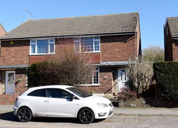 180 London Road, Dunton Green, Sevenoaks, Kent TN13. 2 bed semi-detached house for sale