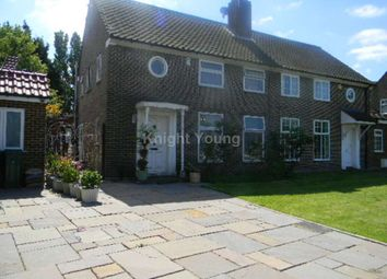 Thumbnail 3 bedroom detached house to rent in Moyne Place, London