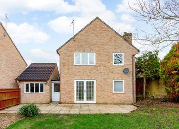 Thumbnail 4 bed detached house to rent in Garraways, Royal Wootton Bassett, Swindon