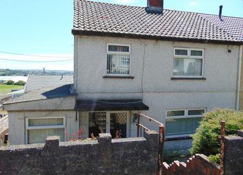 Thumbnail 3 bed semi-detached house for sale in Brynyfelin, Felinfoel, Llanelli