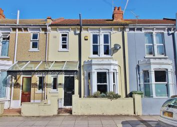 Thumbnail 3 bed terraced house for sale in Posbrooke Road, Southsea