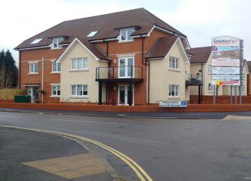 Thumbnail 2 bed flat for sale in Nightingale Avenue, Eastleigh