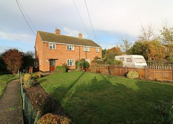 Thumbnail 3 bed semi-detached house for sale in Churchway, Redgrave, Diss