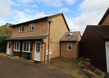 Orne Gardens, Bolbeck Park, Milton Keynes, Buckinghamshire MK15. 3 bed semi-detached house for sale