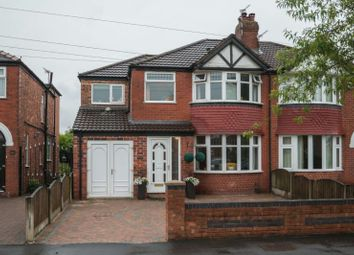Thumbnail 4 bed semi-detached house for sale in Sylvan Avenue, Timperley, Altrincham