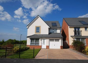 Thumbnail 3 bed detached house for sale in Piper Court, Newcastle Upon Tyne