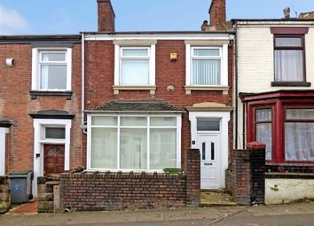 Thumbnail 3 bed terraced house for sale in Sheppard Street, West End, Stoke-On-Trent