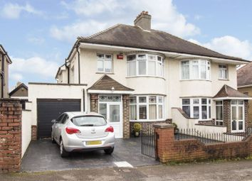 Thumbnail 3 bedroom semi-detached house for sale in Heather Road, Newport