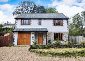 Thumbnail 4 bed detached house for sale in Ladock, Truro