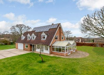 Thumbnail 5 bed detached house for sale in Martlesham Road, Little Bealings, Woodbridge, Suffolk
