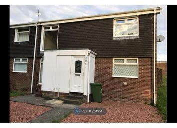 Thumbnail 2 bedroom flat to rent in Milstead Close, Sunderland
