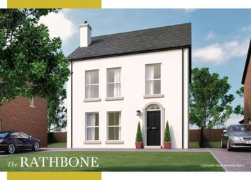 Thumbnail 3 bed detached house for sale in Marlborough Manor, North Road, Carrickfergus