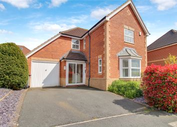 Northbourne Road, St Andrews Ridge, Swindon SN25. 4 bed detached house for sale