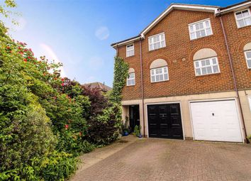 Thumbnail 4 bed end terrace house for sale in Ellis Close, Hastings, East Sussex
