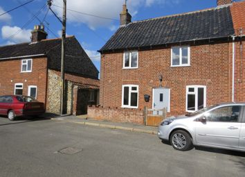 Thumbnail 2 bed property to rent in The Street, Sculthorpe, Fakenham
