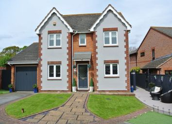 Thumbnail 4 bed detached house for sale in Eager Way, Exminster, Exeter