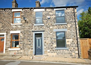 Thumbnail 3 bed end terrace house for sale in Back Moor, Mottram, Hyde