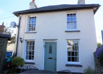 Thumbnail 2 bed link-detached house for sale in Maendu Street, Brecon