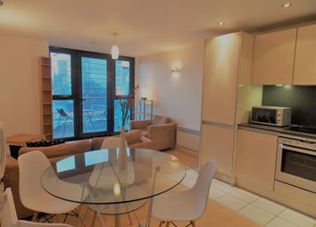 Thumbnail 2 bed flat to rent in Tempus Tower, 9 Mirabel Street, Manchester