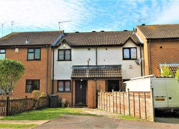 Thumbnail 2 bed town house for sale in Cheviot Road, Leicester