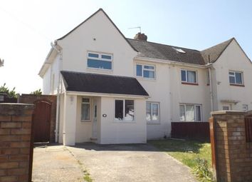 Thumbnail 3 bedroom semi-detached house for sale in Kimmeridge Avenue, Parkstone, Poole