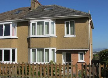 Thumbnail 3 bed semi-detached house to rent in Beechlands Drive, Clarkston, Glasgow