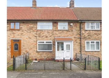 2 bed terraced house for sale in Halliwell Close, Hull HU9