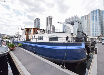 Thumbnail 3 bed houseboat for sale in Anton, Canary Wharf