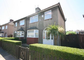 Thumbnail 3 bed semi-detached house for sale in Rycroft Road, Wallasey