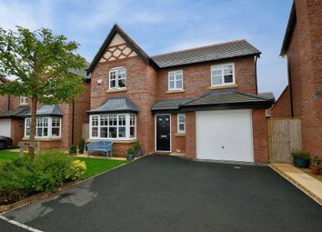 Thumbnail 4 bed detached house for sale in Granary Close, Chester