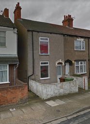 Thumbnail 1 bed terraced house for sale in Elsenham Road, Grimsby