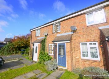 Thumbnail 2 bed terraced house for sale in Hazelbank Road, Chertsey
