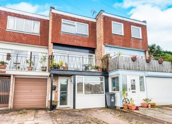 Thumbnail 2 bed terraced house for sale in Exmouth, Devon, .